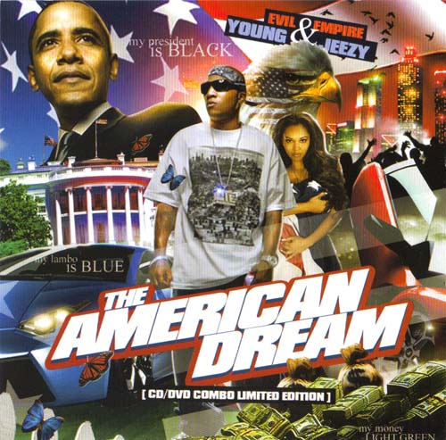 Evil Empire & Young Jeezy – The American Dream