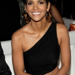 Paparazzi Catch a Shot of Halle Berry Wearing NOTHING Underneath Her Dress