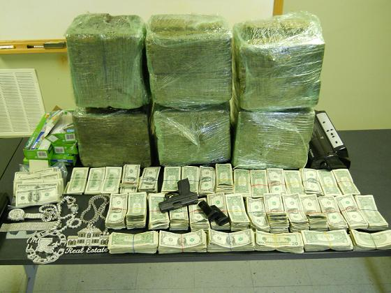 Busted Family Business: Two brothers and their parents arrested with 150 pounds of marijuana