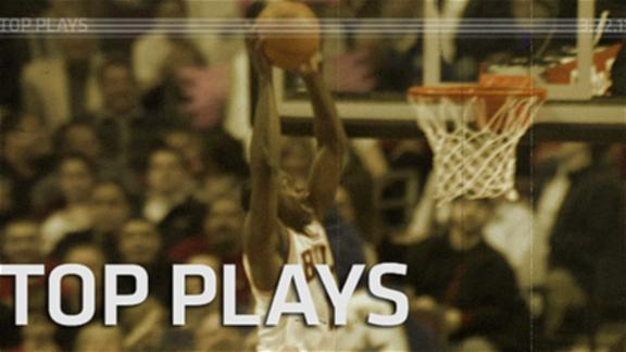 NBA Top 5 Plays (May 17, 2011) (Video)