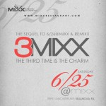 It All Goes Down Tonight #3MIXX 3RD TIMES A CHARM