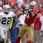 49ers' Braylon Edwards (@OfficialBraylon) Amazing 1-Handed Catch Against The Raiders (Video)