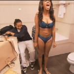 10r0c39-150x150 La La Undresses To Her Bra & Panties On VH1