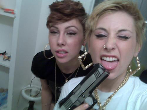 Kreayshawn Disses The Game, Calls Him A Weak Ass Blood