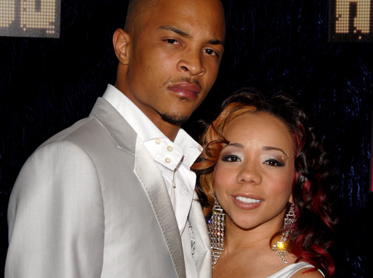 "Tiny (T.I.'s Wife) said ""Prison Staff Took Photos on T.I.'s Tour Bus!"""