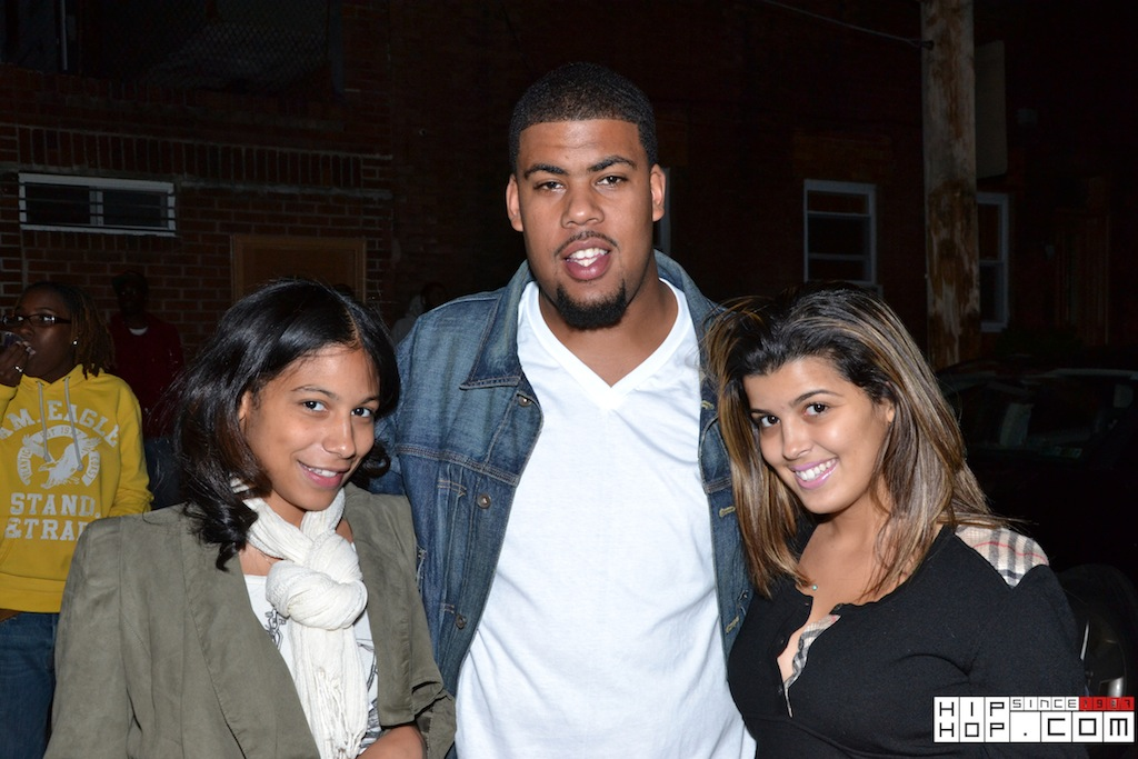 Woodstock St Block Party/ Fight Party & @MIKEFNREID_SP Bday Party Pics (9/17/11)