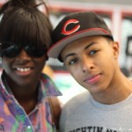 Mindless Behavior & Diggy Simmons Hangs With @DopeDizzle While In Philly