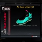 NBA 2K12 Sneaker Lineup In The Video Game (Video)