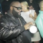 Rick Ross, Drake and DJ Khaled Party @ Greenhouse NYC (10-5-2011) (Video)