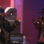 Big Sean Brings Out Kanye West In New York (Video)