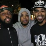 Behind The Scenes of @WeRunTheStreets Movie Ft. @NH215 @MALCMILLIONS @StizzApeGang @YoungSam215 (Video)