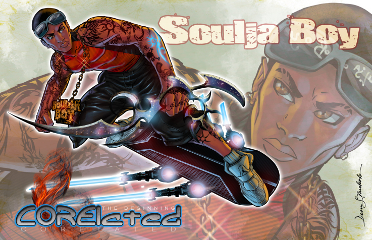 Soulja Boy (@SouljaBoy) The Video Game Releasing In 2012 on Xbox 360 & PS3