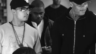 T.I. Hits The Studio With Dr. Dre (Video)
