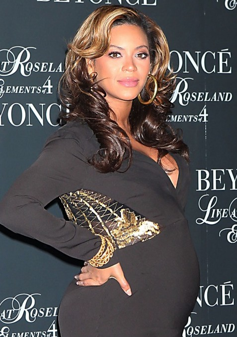 Is Beyonce In Labor?