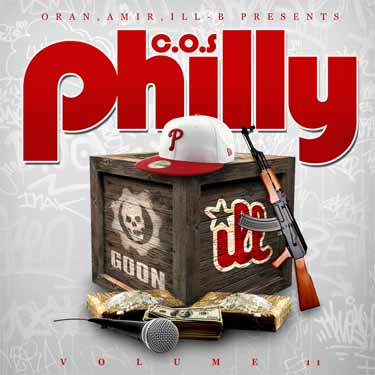 DOWNLOAD @oranrockz @AMIR_COS & I-LL B PRESENTS C.O.S PHILLY VOL 11 (Mixtape)