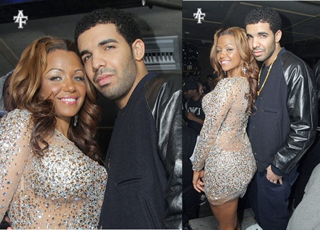 Drake New Girlfriend Is A Video Vixen Who Dated Bow Wow & Rob Kardashian (Her Name & Pic Inside)