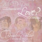 """Chill Moody x Hank McCoy x Beano """"Who Do You Love"""" Free Ticket Contest For 2/13/12 Release Party"""