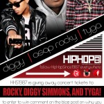 Enter To Win Tickets To See ASAP Rocky, Diggy Simmons & Tyga In Philly This February