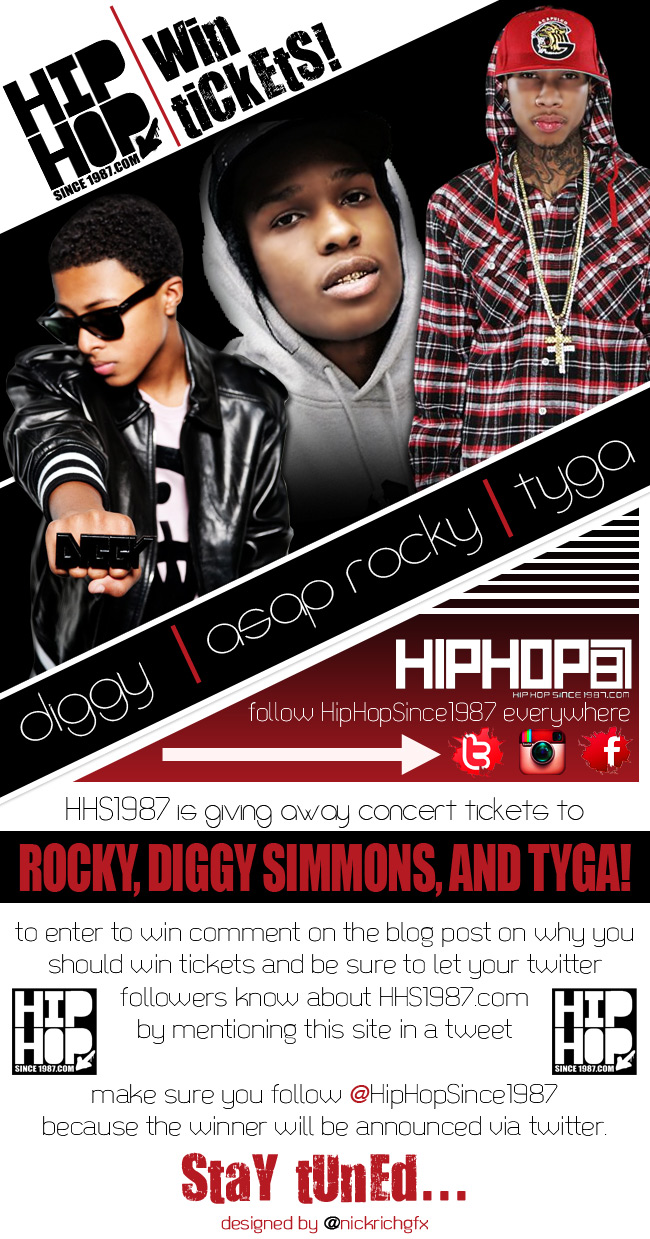 HHS1987-Promotion Enter To Win Tickets To See ASAP Rocky, Diggy Simmons & Tyga In Philly This February