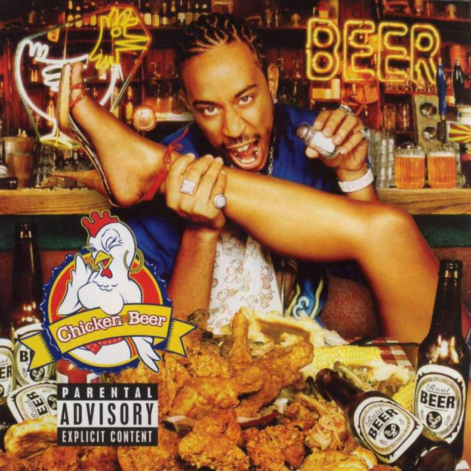 "Ludacris Opening ""Chicken And Beer"" Restaurant In Atlanta's Airport"