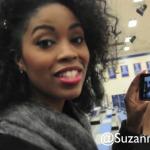 Suzann Christine (@SuzannChristine) Performing the National Anthem at the #VillaClassic Widener University (Video)