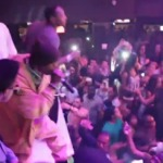 DMX Shuts Down Club LIV in Miami With Lil Wayne As His Hype-man (Video)
