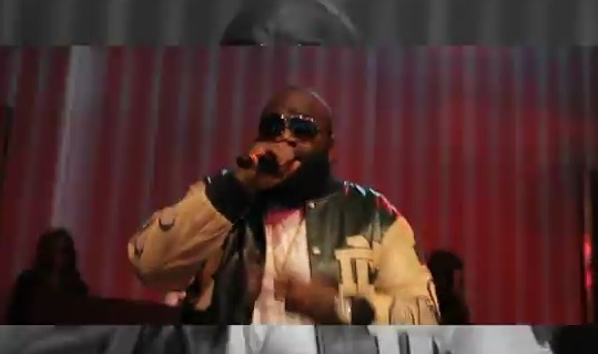Rick Ross – Live In Toronto (Video)