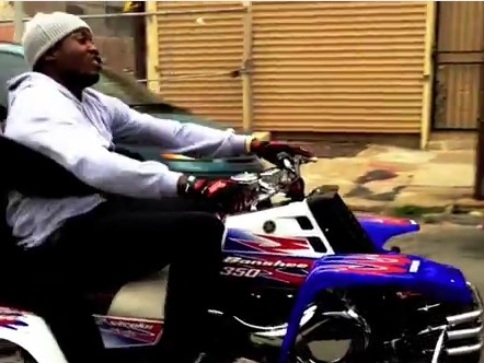 Meek Mill (@MeekMill) Shows Us #BikeLife In Philly (Video)