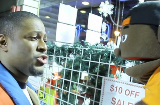Peanut Live 215 & @RyanRstar Shopping On South Street (Video) (Ep. 11)
