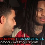 Waka Flocka – Round Of Applause Ft. Drake (Behind The Scenes Video) Cameo by Draya