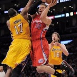 Blake Griffin's Double-Pump Dunk Against The Lakers (Video)