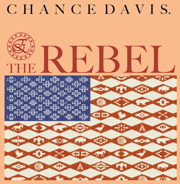 THEREBEL Chance Davis - The Rebel (Prod. Spaid of The Elite)