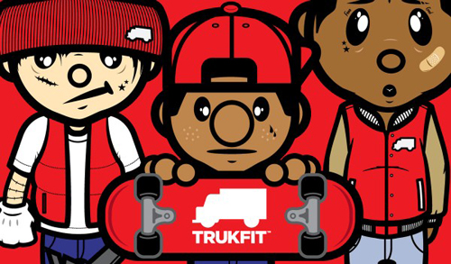 "Lil Wayne Debuts His ""Trukfit"" Clothing Line"