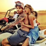 Chris Brown Gets Girlfriend Karrueche's Face Tatted On His Arm (Pic Inside)