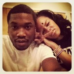 Does Meek Mill Talk To Teyana Taylor??? (Pics Inside)