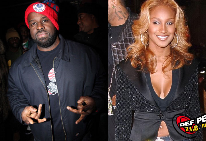 flex-rapradar Love & Hip-Hop's Olivia and Funkmaster Flex Face Off in Uncut Interview (AUDIO INSIDE)