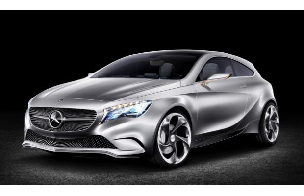 mercedes-a-concept Mercedes-Benz Will Be Bringing 3 New Models To The USA In 2013