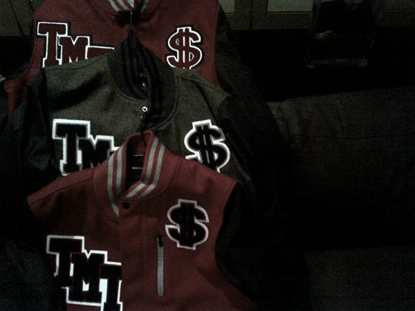 "money1 50 Cent & Floyd Mayweather Have Released Official Jackets For ""The Money Team"""