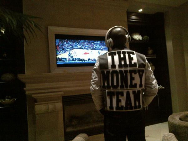 "money4 50 Cent & Floyd Mayweather Have Released Official Jackets For ""The Money Team"""