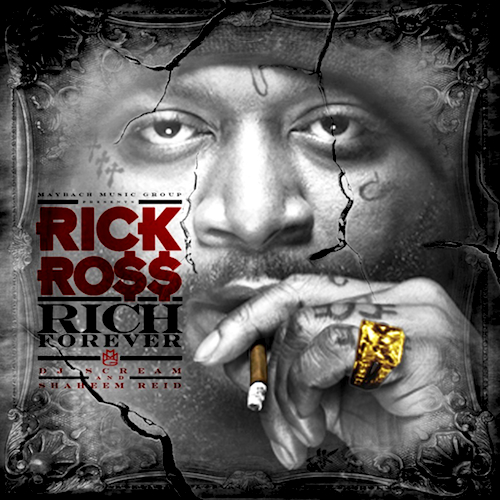 "Rick Ross Takes Shots At Young Jeezy On His New Mixtape ""Rich Forever"""