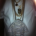 Rick Ross Shows Off His New Gigantic MMG Chain via Instagram