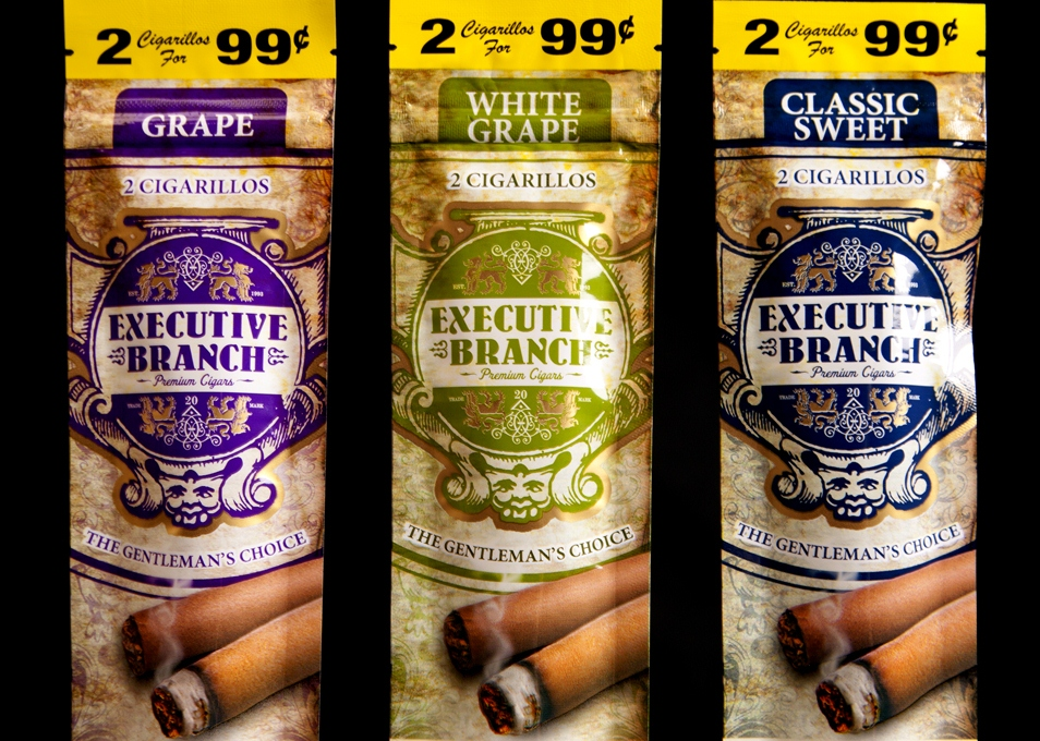 "snoopcigar Snoop Dogg Releases His Own Cigar Brand ""Executive Branch"""