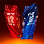 Adidas Unveils 2012 All-Star Uniforms