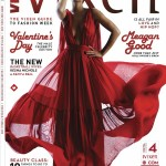 "Meagan Good is RED-Y for Vday! Graces cover of Vibe Vixen! ""Via @PrettyGurlB"""