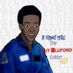 The Astronauts (@WEASTRONAUTS) x PHRAT (@PHRATTEAM) – The Guy Bluford Edition (Mixtape)