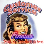 Finesse (@buggaloushrimp) – Customer Service (Prod by Theodore Grams @phratbabyjesus)