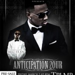 Identity Ink x Trey Songz ANTICIPATION 2OUR Tickets Pre Sale
