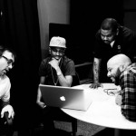 G.O.O.D. Studio Session Photos Ft. Common x Big Sean x Teyana Taylor x CyHi The Prince x Omarion x Hit Boy