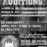 Attention Philly Hip-Hop and R&B Artists Ages 15-25 (Your Needed For A Soundtrack!!!)