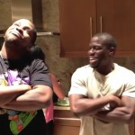 Kevin Hart AKA Chocolate Droppa Vs Paul Cain (Video)